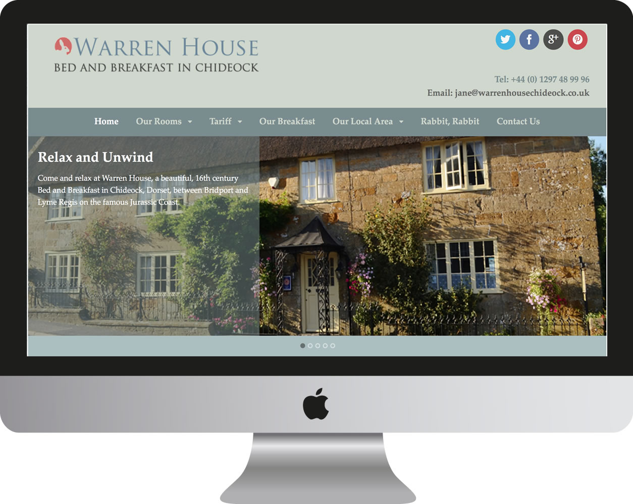 Warren House Chideock